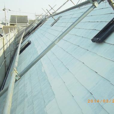 屋根メンテナンス施工前