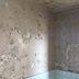 北区 お風呂のリフォーム 壁面修理前