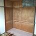 和室から洋室への施工前写真(1枚目)