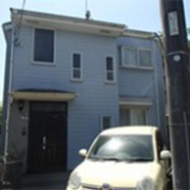 横浜市鶴見区 外壁塗装・屋根塗装 パーフェクトトップ・サーモアイSiの施工前写真(0枚目)