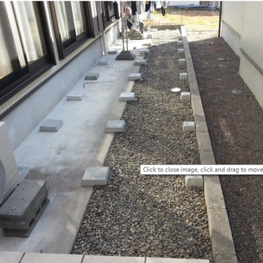 飯塚市✕ウッドデッキ設置✕安心、安全なプロの工事の施工前写真(0枚目)