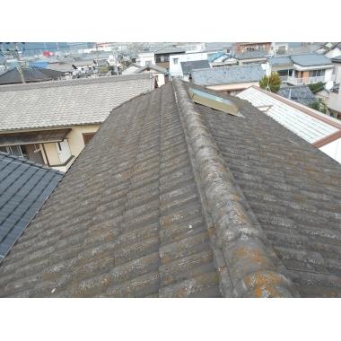 浜松市✕屋根工事✕外観も強度もグレードアップする工事の施工前写真(0枚目)