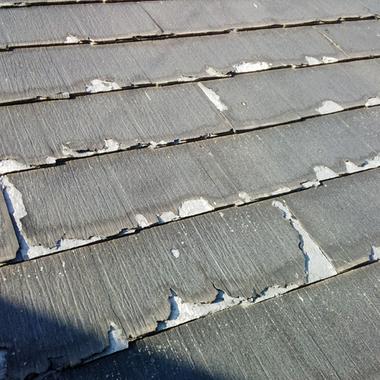 さいたま市✕屋根工事✕綺麗な仕上がりの工事の施工前写真(1枚目)
