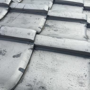 屋根工事前