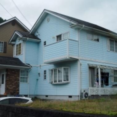 屋根 外壁の塗装前