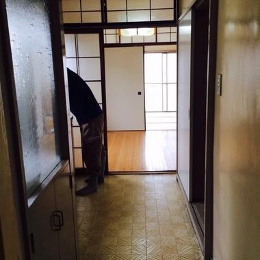 神奈川県横浜市港北区日吉 リノベーションの施工前写真(0枚目)
