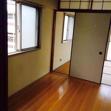 神奈川県横浜市港北区日吉 リノベーションの施工前写真(1枚目)