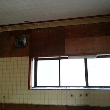 神奈川県足柄上郡 キッチンリフォーム T様邸の施工前写真(0枚目)
