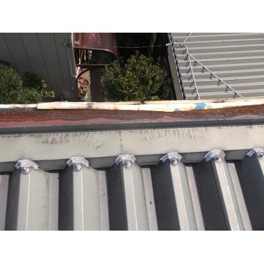 静岡市駿河区✕屋根工事✕雨漏りも安心できる工事の施工前写真(0枚目)