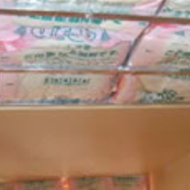 内装工事途中 天井部分断熱材