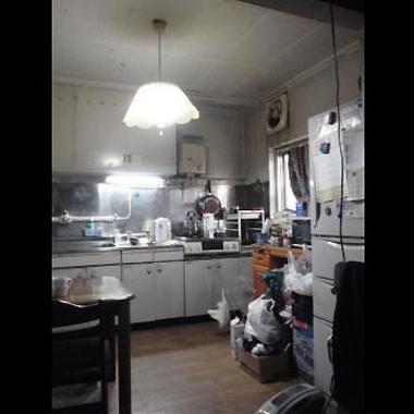 築52年、団地キッチンを卒業しよう!の施工前写真(0枚目)