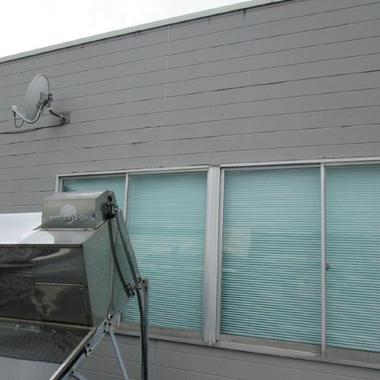 外壁サイディング張替え 前