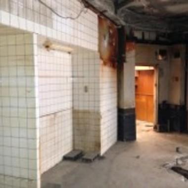 美容室リフォーム前 別の部屋