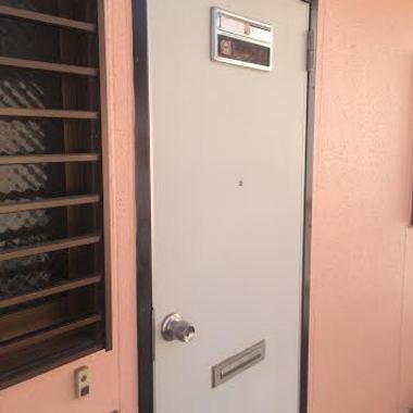 ドアを新しくしました!の施工前写真(0枚目)
