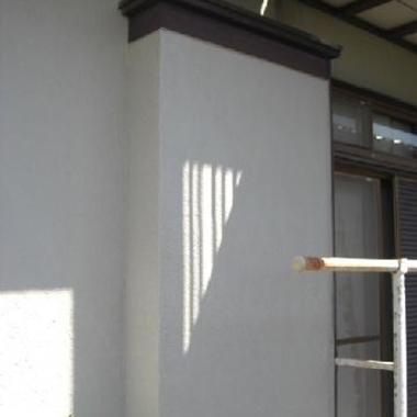 古くなった木製雨戸枠、戸袋 雨戸パネル をアルミ製に交換の施工前写真(0枚目)