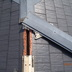 屋根修理工事前