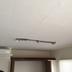 室内塗装&電気配線工事・照明交換前 照明取り外し