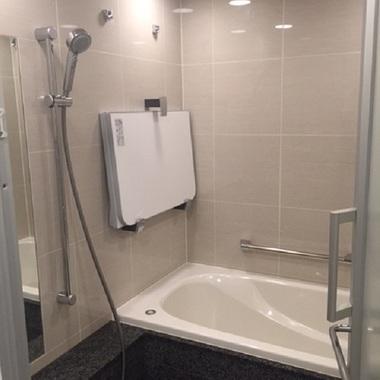 浴室全体 施工前
