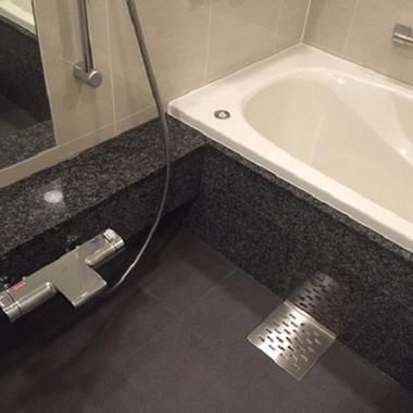 浴槽・床 施工前
