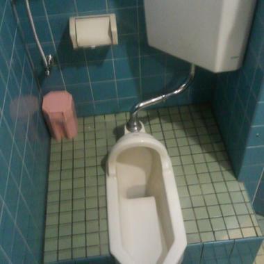 和式トイレ→洋式トイレ交換工事 価格24万円(ウォシュレット付き)の施工前写真(0枚目)