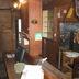 施工前の飲食店カウンター席
