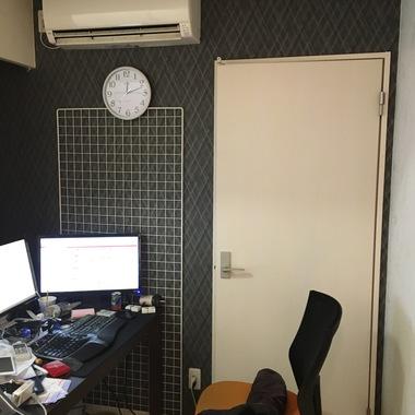 理容室 の施工前写真(1枚目)