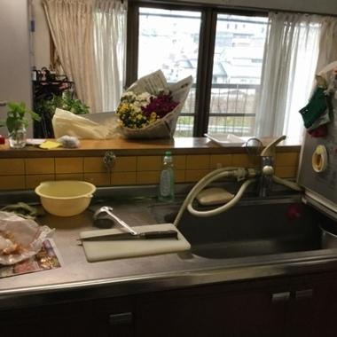 水回り/和室から洋室/リノベーションの施工前写真(1枚目)