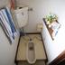 トイレ工事 和式から洋式への施工前写真(1枚目)