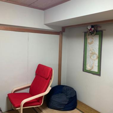 和室リフォームの施工前写真(1枚目)