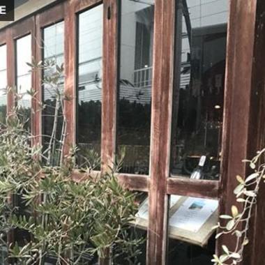 店舗・オフィス の レストランの部分内装工事の施工前写真(1枚目)
