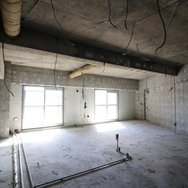 フルリノベーションマンションの施工前写真(1枚目)