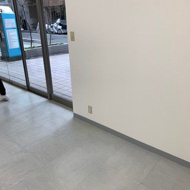 Personal Gym Basis【新装工事】の施工前写真(1枚目)