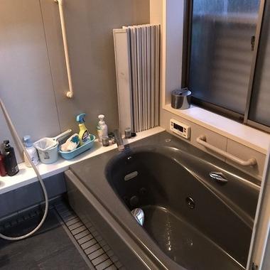 【ユニットバス浴室改修工事】の施工前写真(1枚目)