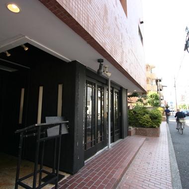 吉祥寺「鮨まさ希」の施工前写真(1枚目)