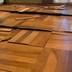 知多市 腐食した床をリフォームの施工前写真(1枚目)