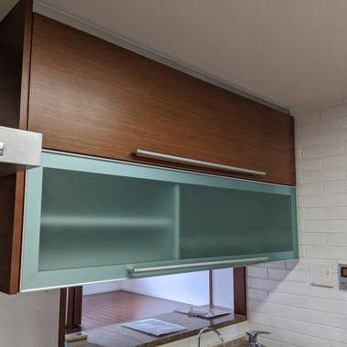 名古屋市千種区 キッチンのリメイクの施工前写真(1枚目)
