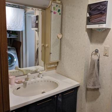 春日井市 マンション1室をリノベーションの施工前写真(1枚目)