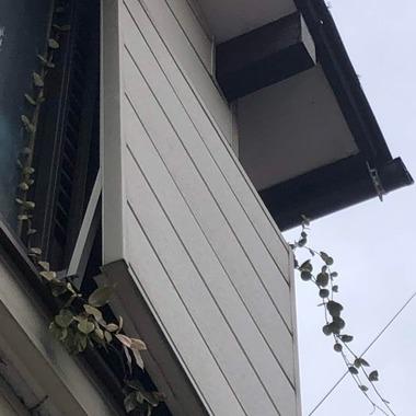 日進市 戸袋のリフォームの施工前写真(1枚目)