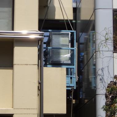 京都大学宇治キャンパス機器搬入工事竣工しました。の施工前写真(1枚目)