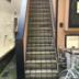 外階段リフォーム前 階段