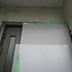 玄関タイル貼り替え前2