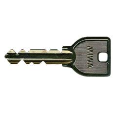 ロータリーシリンダーの解錠(防犯タイプ)