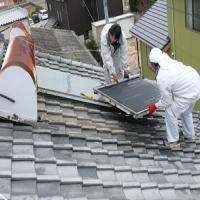太陽熱温水器撤去の費用相場とポイント