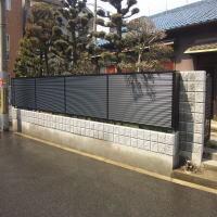 フェンス 設置 | 塀・フェンスの設置・修理の費用相場とポイント