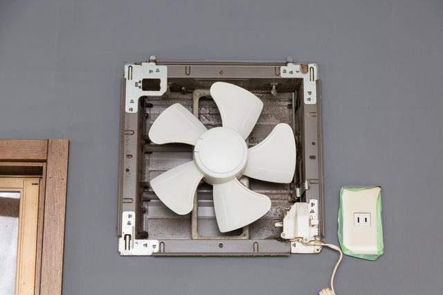 換気扇 クリーニング | 排気工事の費用相場とポイント