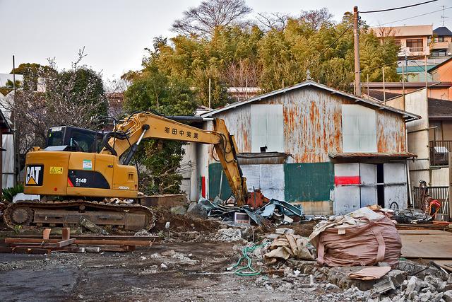 住宅解体 | 解体工事の費用相場とポイント