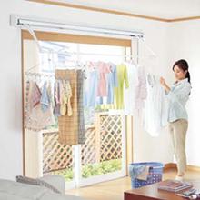 天井に設置できる室内用物干しの商品とリフォーム方法を詳しくご紹介