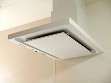 システムキッチンなら換気扇(レンジフード)にもこだわりたい!換気扇の種類と選び方