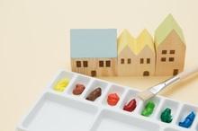 外壁の塗料はメーカー比較で決める!  自宅に合う塗料を30秒で診断