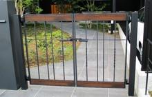 門扉の施工の流れ